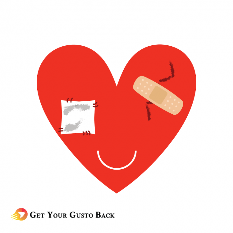 Repaired Heart After Abuse | Get Your Gusto Back